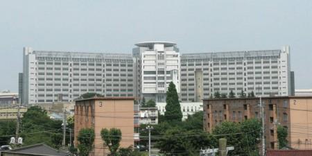 Fotografie des Tokyo Detention Centers