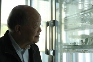 Eine Fotografie, die Li Guoqiao abbildet.