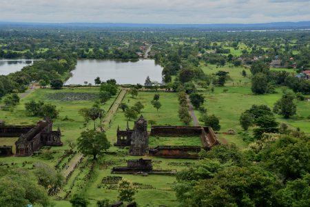 Vat Phou bei Champasak